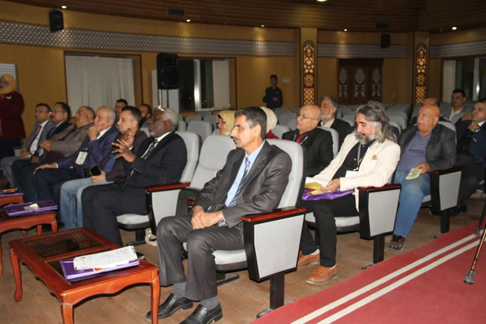 university-of-basrah-organizes-a-conference-of-culture-and-arts-in-crises-time