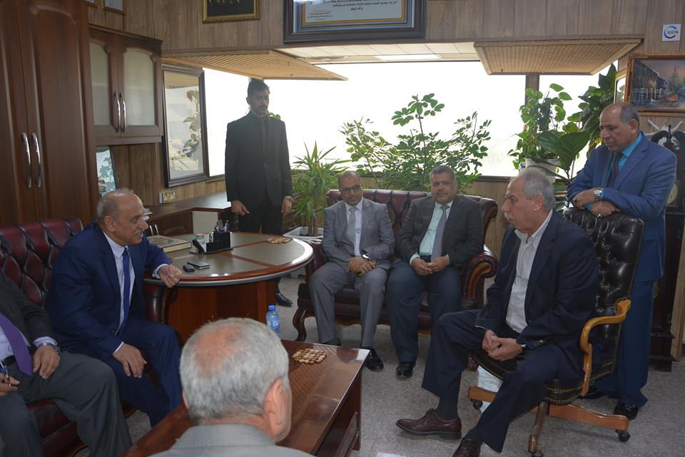 university-of-basrah-welcome-the-minister-of-transportation
